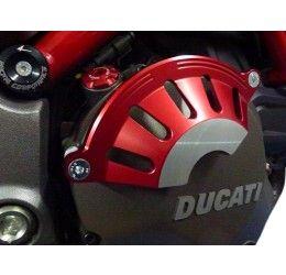 Coperchio frizione in ergal ricavato dal pieno 4Racing per Ducati Multistrada 1200 15-16