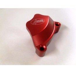 Coperchio pompa acqua in ergal ricavato dal pieno 4Racing per Ducati Diavel 1200 11-15
