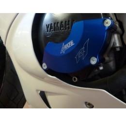 Coperchio volano in ergal ricavato dal pieno 4Racing per Yamaha R1 98-01