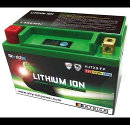 Batteria al Litio Skyrich HJTX9-FP da 12V/8AH (150x87x105)