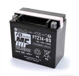 Batteria FURUKAWA FTZ14-BS da 12V/14AH (150x87x145)