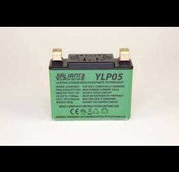 Batteria compatta ultraleggera al litio Aliant modello ULTRALIGHT Y-LP05 (430g fino a 3000cicli carica/scarica)