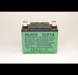 Batteria compatta ultraleggera al litio Aliant modello ULTRALIGHT Y-LP14 (760g fino a 3000cicli carica/scarica)