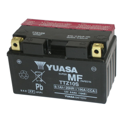 Batteria YUASA TTZ10S-BS da 12V/8.6AH (150x87x93) versione economica della YTZ10S