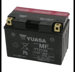 Batteria YUASA TTZ12S-BS da 12V/11AH (150x87x110) versione economica della YTZ12S
