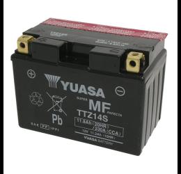 Batteria YUASA TTZ14S-BS da 12V/11.2AH (150x87x110) versione economica della YTZ14S