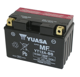 Batteria YUASA YT12A-BS da 12V/9,5AH (150x87x105)