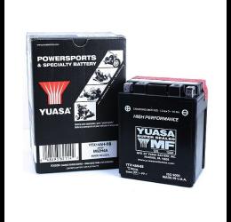 Batteria YUASA YTX14AH-BS da 12V/12AH (134x89x166)