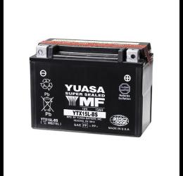 Batteria YUASA YTX15L-BS da 12V/13AH (175x87x130)
