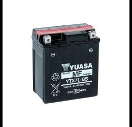 Batteria YUASA YTX7L-BS da 12V/6AH (114x71x131)