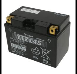 Batteria YUASA YTZ14S da 12V/11,2AH (150x87x110)