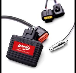 Blipper UP/DOWN Cambio elettronico Rapid Bike per Ducati Hypermotard 939 / SP 16-18