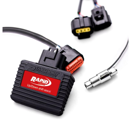 Blipper UP/DOWN Cambio elettronico Rapid Bike per Yamaha R1 M 15-19
