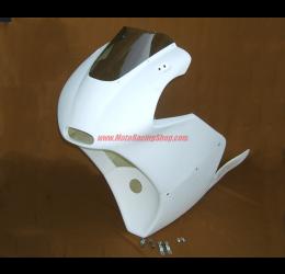 Carena anteriore pista speciale con condotto aria Tyga Performance per Suzuki RGV gamma 250 vj22 89-96