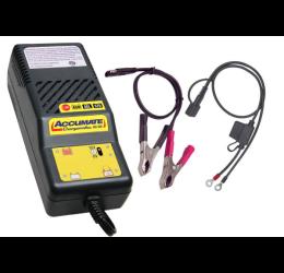 Caricabatterie mantenitore per auto e moto TecMate Accumate per batterie 6/12 V