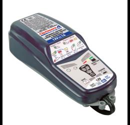 Caricabatterie mantenitore per auto e moto TecMate Optimate 4 Dual Program Can-Bus edition + tester