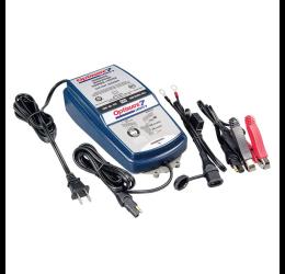Caricabatterie mantenitore per auto e moto TecMate Optimate 7 Select + tester
