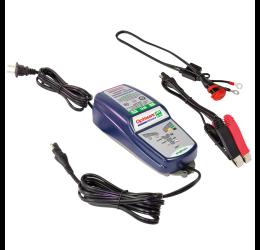 Caricabatterie mantenitore per auto e moto TecMate Optimate Lithium 4S 5A per batterie al litio + tester