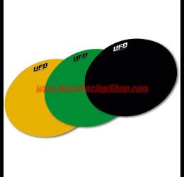 Carta adesiva ovale UFO per portanumeri (per codici ME08046/ME08047/ME08048/ME08049) (1 pezzo)