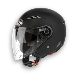 Casco jet AIROH City One COLOR Nero Opaco (ULTIMO PEZZO DISPONIBILE)