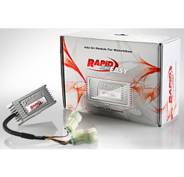 Centralina Rapid Bike EASY (comprende cablaggio specifico) per Kawasaki ER-6F / ER-6N 06-16 (cod. KRBEA-021)