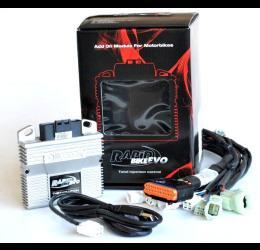 Centralina Rapid Bike EVO (comprende cablaggio specifico) per Moto Guzzi Stelvio 1200 8V/NTX 11-13 (cod. KRBEVO-047L)
