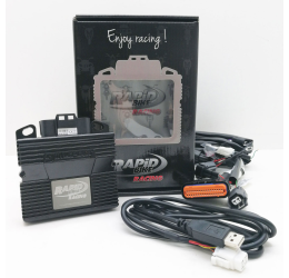 Centralina Rapid Bike RACING (comprende cablaggio specifico) per Yamaha XSR 900 16-17 (cod. KRBRAC-098A)