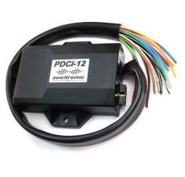 Centralina Zeeltronic gestione anticipo + controllo valvole programmabile modello PDCI-12 RS125 (95-05) con. per Aprilia RS 125 95-05 con connettori PLUG and PLAY