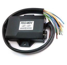 Centralina Zeeltronic gestione anticipo + controllo valvola programmabile modello PDCI-MDV per Cagiva Mito 125 06-07 modello accensione Ducati Energia EURO2 con connettori PLUG and PLAY