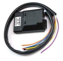 Centralina Zeeltronic gestione anticipo + controllo valvola programmabile modello PCDI-M1V SM125(97-05) con. per Husqvarna SM 125 97-05 accensione Kokusan con connettori PLUG and PLAY
