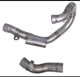 Collettori TERMIGNONI in acciaio inox per Husqvarna FE 250 18-19