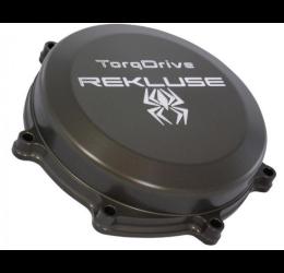 Coperchio carter frizione REKLUSE TORQ DRIVE per Kawasaki KLX 450 R 08-11 - KX 450 F 06-15