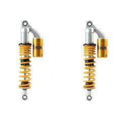Coppia ammortizzatori posteriori Ohlins STX36 S36PL per Ducati GT 1000 07-12 (cod. ALDU 601Y type: STX 36)