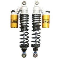 Coppia ammortizzatori posteriori Ohlins STX36 S36PR1C1L per Triumph Street Twin 900 16-18 (cod. TR 613 type: STX 36)
