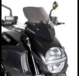 Cupolino Barracuda Modello AEROSPORT per Ducati Diavel 1200 10-13