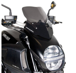 Cupolino Barracuda Modello AEROSPORT per Ducati Diavel 1200 14-16