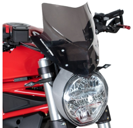 Cupolino Barracuda Modello AEROSPORT per Ducati Monster 1200 14-19