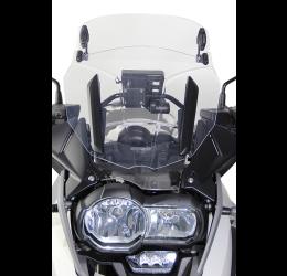 Vetro Cupolino plexyglass MRA modello con spoiler Multi-X-Creen per BMW R 1200 GS 13-18 / Adventure 14-18 (430x380mm)