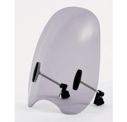 Vetro Cupolino plexyglass MRA modello CU CustomShield 490x435mm (NON COMPRENDE KIT ATTACCHI DA ACQUISTARE A PARTE)