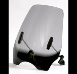 Vetro Cupolino plexyglass MRA modello HI HighwayShield 470x410mm (NON COMPRENDE KIT ATTACCHI DA ACQUISTARE A PARTE)