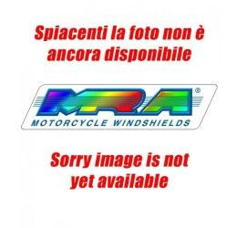 Vetro Cupolino plexyglass MRA modello Racing doppia bombatura per BMW M 1000 RR 20-21 (440x420mm)