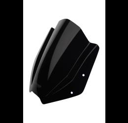 Vetro Cupolino plexyglass MRA modello SH Stealth Shield per moto Naked 330x340mm (USARE CON KIT ATTACCHI HK DA ACQUISTARE A PARTE)