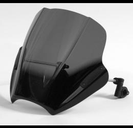 Vetro Cupolino plexyglass MRA modello SPS Speedscreen 310x400mm (NON COMPRENDE KIT ATTACCHI DA ACQUISTARE A PARTE)