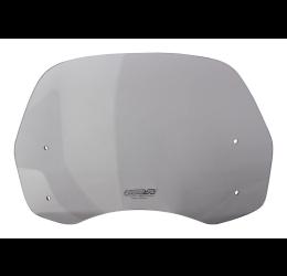 Vetro Cupolino plexyglass MRA modello ST StreetShield 365x235mm (NON COMPRENDE KIT ATTACCHI DA ACQUISTARE A PARTE)