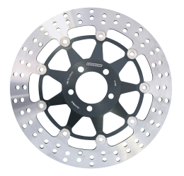 Disco freno anteriore Braking R-STX flottante (1 disco) STX09