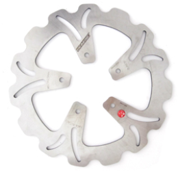 Disco freno anteriore Braking W-FIX a margherita fisso (1 disco) GL06FID