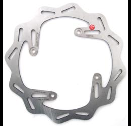 Disco freno anteriore Braking W-FIX a margherita fisso (1 disco) HO09FID