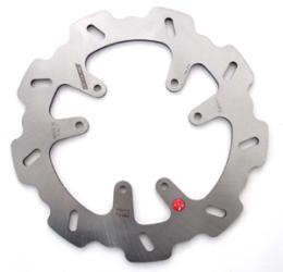 Disco freno anteriore Braking W-FIX a margherita fisso (1 disco) YA39FID
