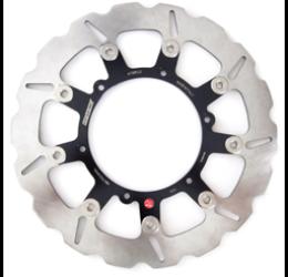 Disco freno anteriore Braking W-FLO a margherita flottante (1 disco) KT03FLD