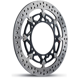 Disco freno anteriore Brembo Racing T-DRIVE flottante (1 disco) 208A98525 da 320mm